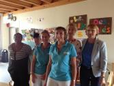 14/06/2013 Remise d'un don de 500 euros HOPITAL de Sallanches